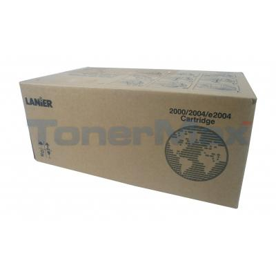 LANIER 2004 E2004 TONER BLACK